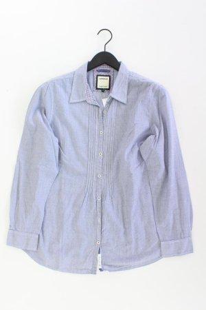 Lerros Blouse à manches longues bleu-bleu fluo-bleu foncé-bleu azur coton