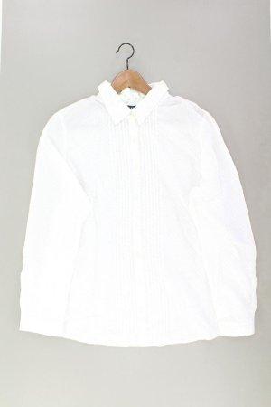 Lerros Langarmbluse Größe 46 weiß aus Baumwolle
