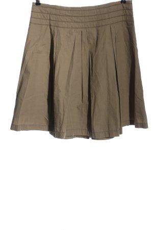 Lerros Mini-jupe brun style décontracté