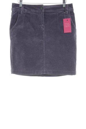 Lerros Mini-jupe gris violet style mode des rues