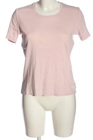 Lerros T-shirt rose style décontracté