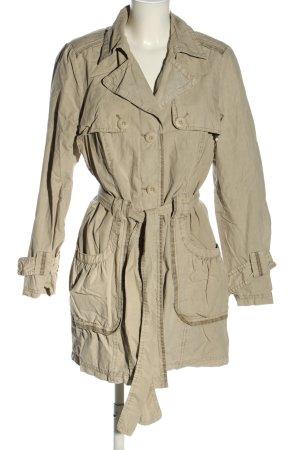 Lerros Trenchcoat gris clair style décontracté