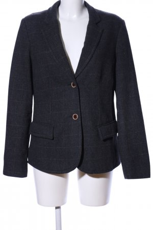 Lerros Tweed Blazer black check pattern elegant