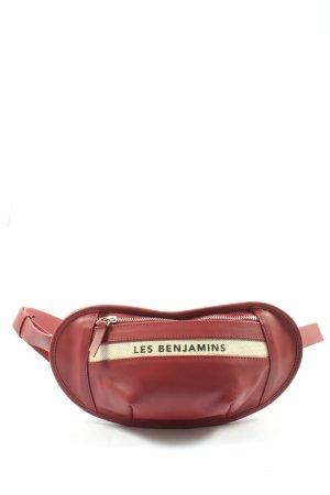 Les Benjamins Bauchtasche pink Casual-Look