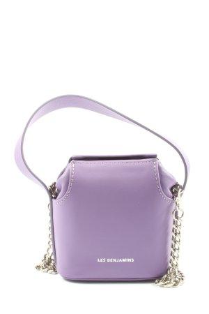 """Les Benjamins Minitasche """"MONA BAG"""" lila"""