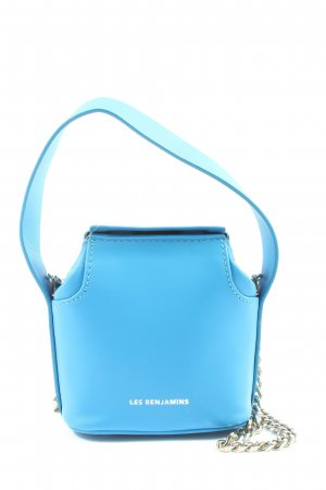 "Les Benjamins Minitasche ""MONA BAG"" blau"