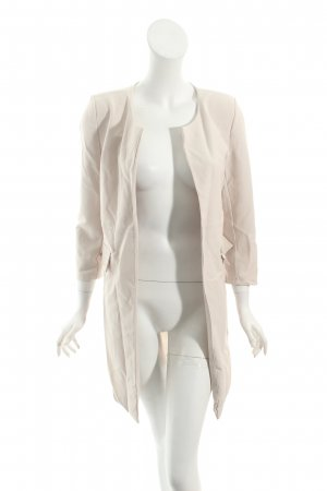 Les Filles de Paris Long-Blazer creme Business-Look