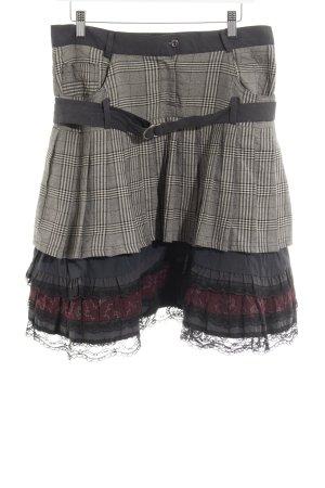 Les Filles de Paris Broomstick Skirt multicolored extravagant style