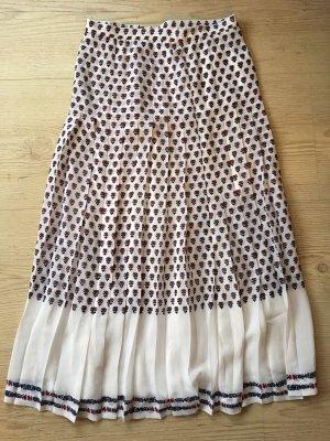 Les petites Plaid Skirt multicolored