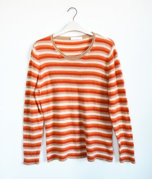 Les Tricot Perugia Made in Italy 100% Cashmere Kaschmir Pullover M L