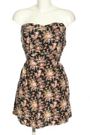 Lesara Robe longue motif de fleur style décontracté
