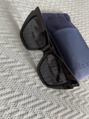 Le Specs Occhiale a farfalla nero