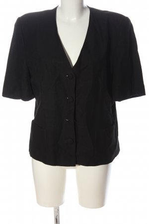 LeTruc Short Blazer black elegant
