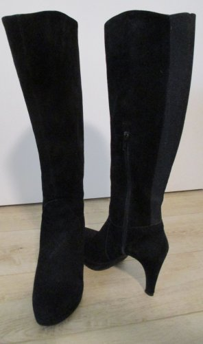 High Heels#Plateau#Stiefel#