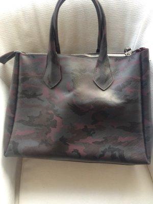 Letzte Reduzierung ! LARGE FOURTY HAND BAG von GUM Gianni  Chiarini Design NEU