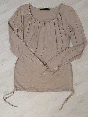 Shirt von Uli Schneider   in beige    Boho Style