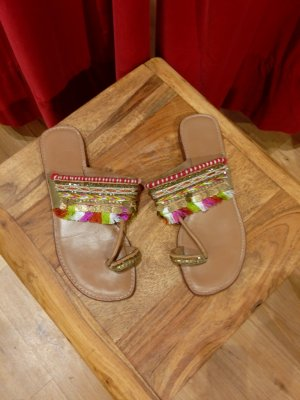 Sandalias de playa multicolor