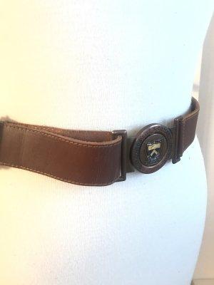 LETZTER PREIS!!! * Ausgefallener Vintage-Gürtel * Echtleder-Gürtel * von Chipie * Größe 75/80