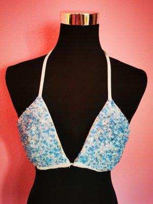 adilisk Bikini bleuet-bleu clair