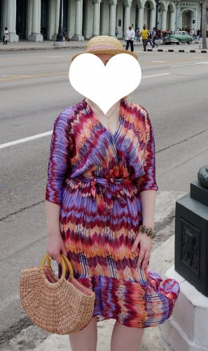 *Letzter Preis* Blickfänger - Kleid