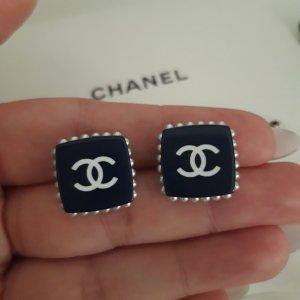 Chanel Statement Earrings multicolored
