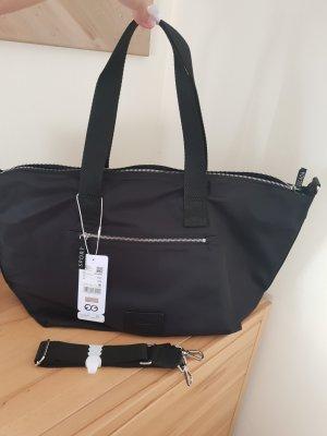 Letzter Preis Escada Sporttasche Reisetasche schwarz Neu mit Etikett