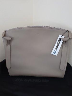 Jil Sander Borsetta marrone-grigio