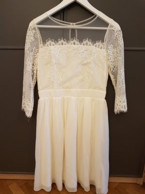 !!!!Letzter Preis!!!!! Little Mistress Cocktailkleid Brautkleid Hochzeit Standesamt Spitzenkleid