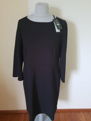 Letzter Preis Luisa Cerano Kleid schwarz Gr. 44 Neu mit Etikett