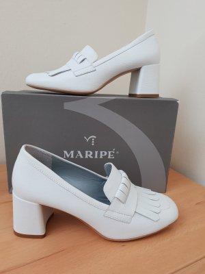 Letzter Preis Maripe Pumps Leder Gr. 39 Neu