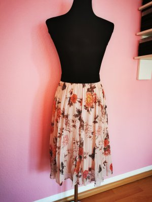holly's High Waist Skirt multicolored polyester