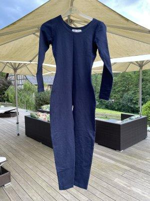 More & More Jumpsuit dark blue cotton