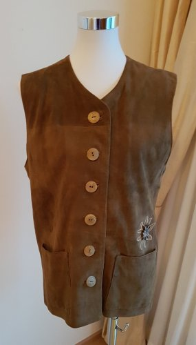 Berwin & Wolff Leather Jacket brown leather