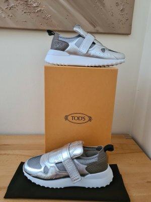 Letzter Preis Tods Sneaker Gr. 38, 5 Leder Neu original verpackt mit Karton