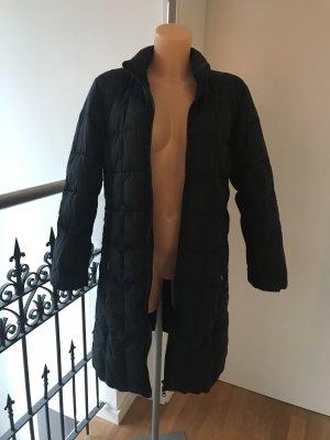 Fashion concept Down Coat black