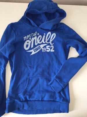 ONEILL Sweter z kapturem niebieski