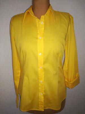 Leuchtend gelbe Bluse von 0039 Italy