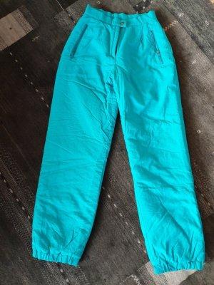 markenlos Snow Pants turquoise polyamide