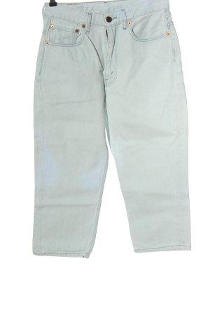 Levi's Jeans a 3/4 blu stile casual