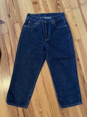 Levi's Jeans a 3/4 blu scuro