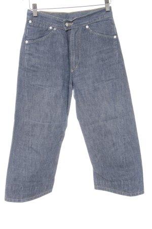 Levi's Jeansy 3/4 niebieski W stylu casual