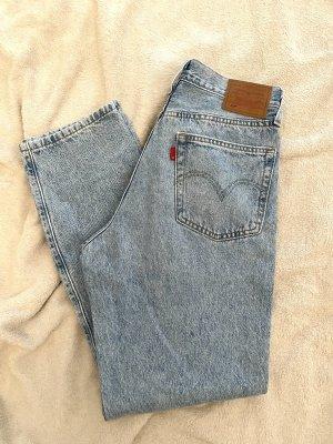 Levi's Jeansy z prostymi nogawkami jasnoniebieski