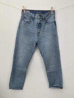 Levi's High Waist Jeans azure