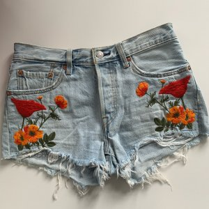 Levi's 501 Denim Shorts - W26