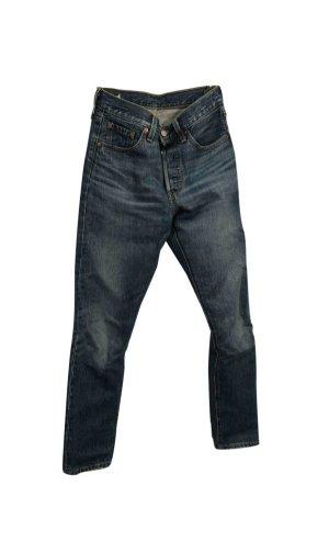 Levi's 501 Slim Fit Jeans