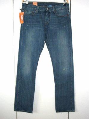 Levi's Vaquero estilo zanahoria azul Algodón