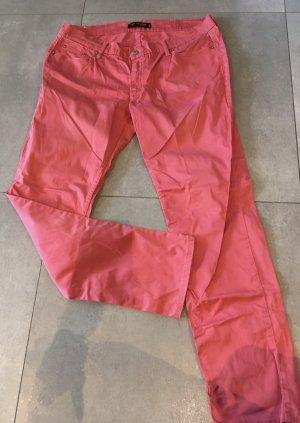 Levi's Jeansy z prostymi nogawkami malina-ceglasty