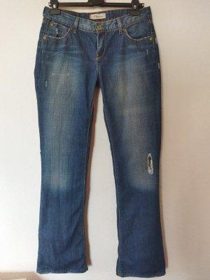 Levi's Jeans flare bleu