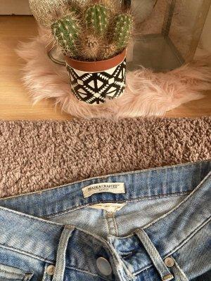 Levi's Jeansy z prostymi nogawkami chabrowy