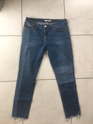 Levi's  711 skinny Jeans, neu, ohne Etikett, Gr. 29 mit coolen Details